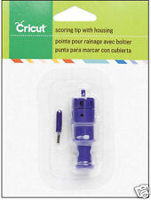 CRICUT SCORING TIP with HOUSING Creates Crisp Fold Lines for your Cricut Project