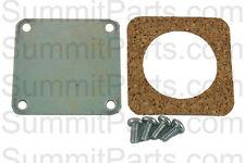 Plate, Gasket & Screws - Pg-1