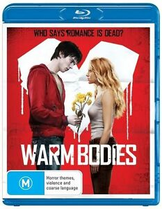 Warm Bodies (Blu-ray, 2013) VERY GOOD cond free post (B3)