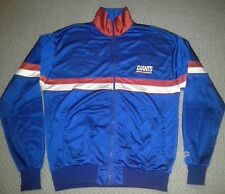 New York Giants Vintage Starter Track Jacket Men 2XL Manning Odell Big Blue NFL