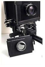 Moveable Beweglich Adapter Für Canon Zu Linhof Sinar 4x5 Kamera Zubehör