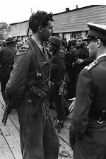 WW2 - Retour du commando de Lord Lovat en mars 1942