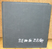 Ed Van Der Elsken Sweet Life La Douceur de Vivre Gravure Original 1968 French HC