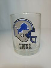Detroit Lions Nfl Beer Drinking Glass