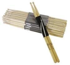 1 Paia DIMAVERY dds-5b Drumsticks, Acero percussioni-bastoni Sicks TAMBURO 1a
