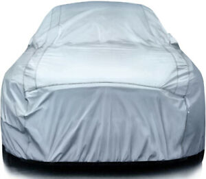 Fits ☑️ MERCEDES-BENZ SL-CLASS ☑️ All Weather Waterproof & Hail Full Car Cover