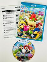 Mario Party 10 (Wii U, 2015) CIB, Authentic, Tested