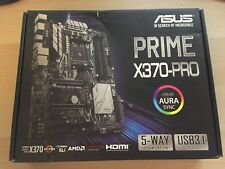 ASUS PRIME X370-PRO AMD Socket AM4 Ryzen CPUs Gaming Motherboard for Desktop PC