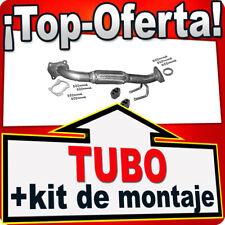 Pantalones de Tubo FORD GALAXY SEAT ALHAMBRA VW SHARAN 1.9 TDi 90HP 95-00 ARR
