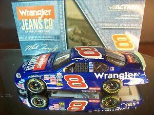 Martin Truex Jr #8 Wrangler Jeans 2004 Chevrolet Monte Carlo 1:24 5,556 Action