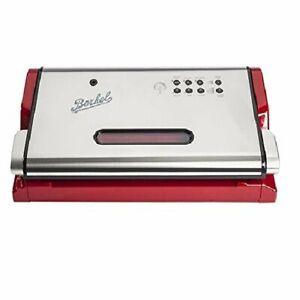 BERKEL Vacuum, 130 W, 70 Decibel, polimero Tecnico, Rosso