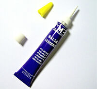 HMG BALSA CEMENT 24ml WITH FINE APPLICATOR NOZZLE FOR BALSA, SOFTWOOD & CORK
