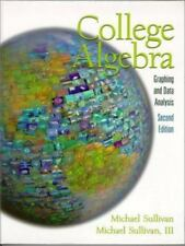 College Algebra: Graphing and Data Analysis, Michael Sullivan, Michael Sullivan