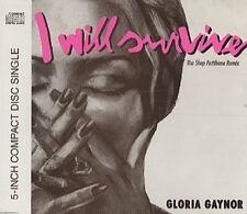 Gloria Gaynor I will survive (Shep Pettibone Remix, 1990) [Maxi-CD]