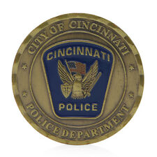 Saint Michael Cincinnati Coin Police Commemorative Challenge Souvenir Collection