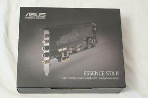 Asus Essence STX II Hi Fidelity Audio Card PCI-E