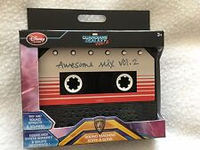 Guardians of the Galaxy vol 2  peter quill's sound machine tape keychain
