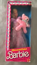 BARBIE  DREAMTIME 1984 NRFB