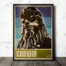 t shirt transfer or sticker banksy chewbacca/'s haircut choose  print