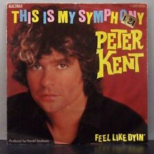 "(o) Peter Kent - This Is My Symphony (7"" Single)"