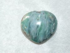 50 mm Premium Kyanite Mineral Stone Heart