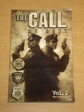 Call of Duty Vol 2 el precinto Marvel David Finch Novela Gráfica 9780785109747