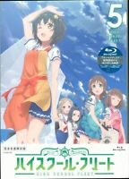 Anime Blu-Ray High School Fleet 5 Limited Edition