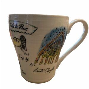 Anthropologie Linea Carta I Love Paris Mug