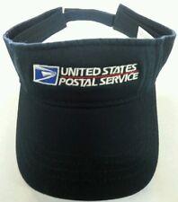 USPS Embroidered SUN VISOR / Navy Blue / USPS Logo SUNVISOR