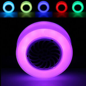 E27 Colorful LED Wireless Bluetooth Bulb Light Speaker RGB Phone Music Play Lamp