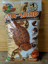 New listing Brand New Zoo Med Vita Sand-5 Lbs. Sonoran White