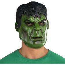 Hulk Marvel Avengers Deluxe Halloween Costume Mask NWT