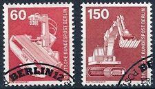 Postfrische Briefmarken aus Deutschland (ab 1945) mit Technik-Motiv