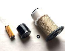 Filter Luft Kraftstoff Öl air fuel oil passend für Kubota D 722 D722