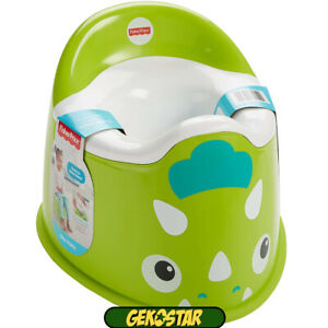 Dino Fisher-Price Potty and Seat