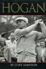 Hogan by Curt Sampson (hardcover 1996)