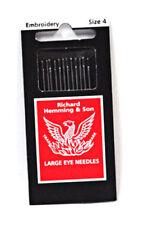 Hand Emboridery Needles