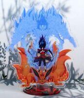 Naruto Madara Uchiha / Kurama Acrylic Foundation Anime Figure