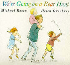 We're Going on a Bear Hunt by Michael Rosen (Paperback, 1996)