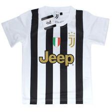 Juventus Maglietta Home Tifoso Bianconero Chiesa Stagione 2020/21 Bambino