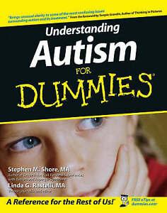 Understanding Autism For Dummies, Shore, Stephen,  Paperback