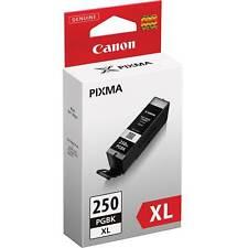 NEW Canon PGI-250 BK XL Black PGI-250BKXL Ink Cartridge  GENUINE