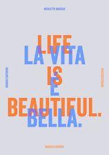 Leben ist schön Film Foto drucken Poster Film Kunst Roberto Benigni Classic 003