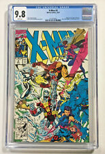 X-Men #3 CGC 9.8 NM/M white 1991 Marvel Comic Jim Lee Magneto