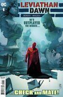 LEVIATHAN DAWN #1 DC COMICS 2020 CB