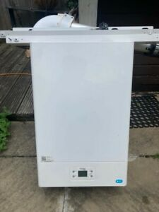 Vokera Easi-Flo LE 30KW Water Heater/Boiler Natural Gas Water Heater & Flue
