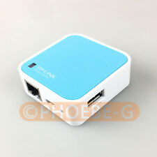 TP Link TL-WR703N DD-wrt Wireless wifi Router English Multi language Version