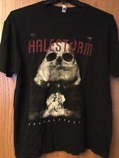 """Halestorm - """"Apocalyptic"""".  Black Shirt.  2XL."""