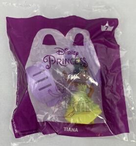 McDonald's Kids Meal Toy Disney Princess #7 Tiana (New)