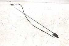 OEM Jeep Wrangler YJ Radio Antenna Base 87-95 Mount Mast black